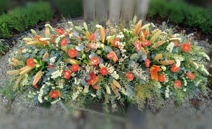 Le Tri Fleuri - Galerie photo - Montages mortuaires